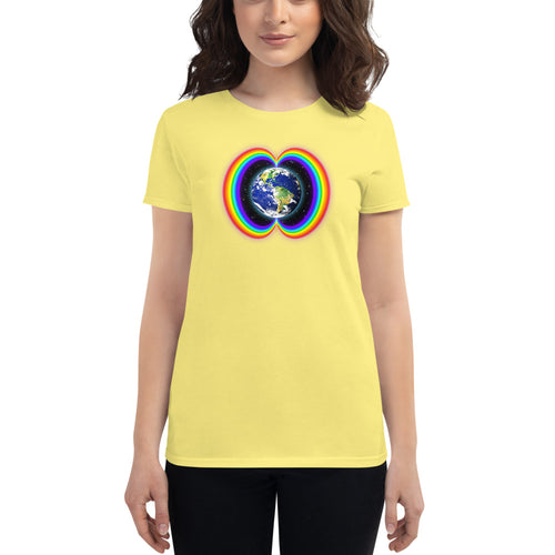 Rainbow Bridge Women's T-Shirt