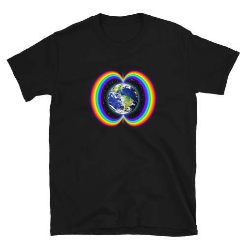 Rainbow Bridge Unisex T-Shirt