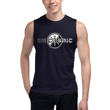 Load image into Gallery viewer, Be Cosmic ~ Unisex Sleeveless Shirt