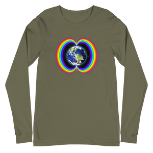 Rainbow Bridge Unisex Long Sleeve