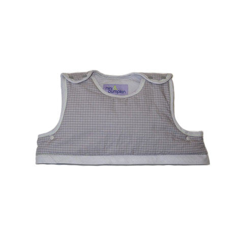 Gray Quick-Change Top