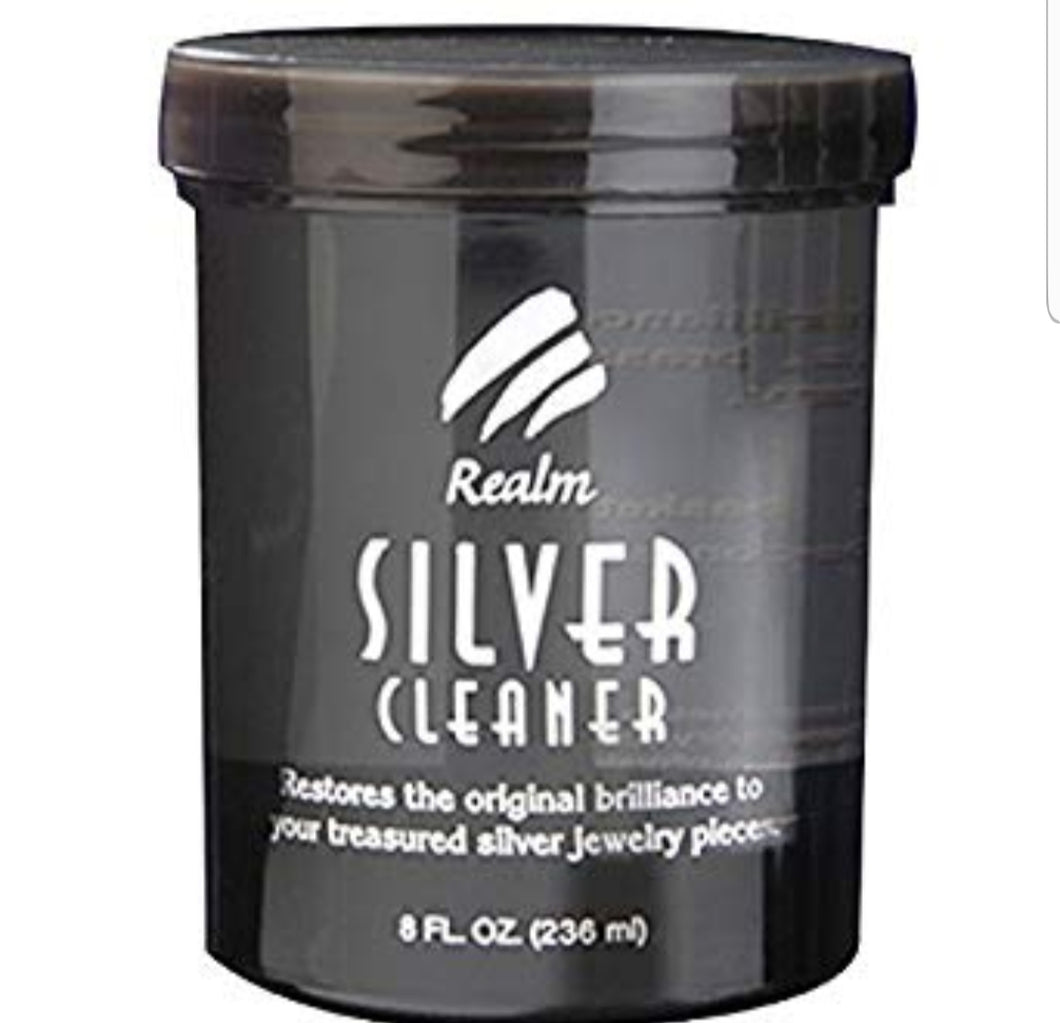 Silver Liquid Jewelry Cleaner