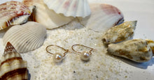 Load image into Gallery viewer, 14K Pearl Earrings