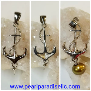Anchor Mount Pendant
