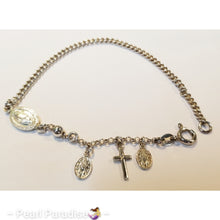 Load image into Gallery viewer, Religious Charm Bracelet