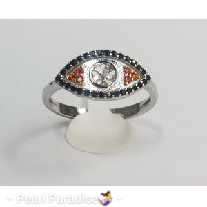 Evil Eye Ring Mount