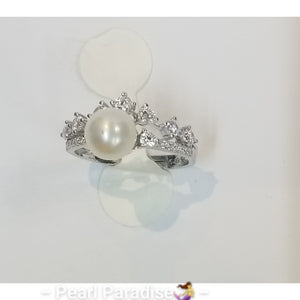 Royalty Silver Ring Mount