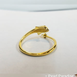 Dolphin Ring Mount