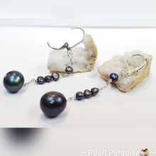 Load image into Gallery viewer, Just Right Pearl Drop Earrings
