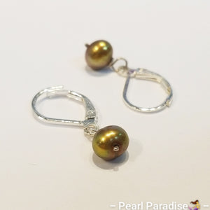 Gold Pearl Set