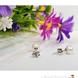 Freshwater Pearl Studs 6.0-7.0 mm