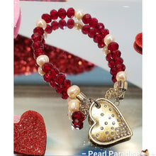 Load image into Gallery viewer, True Love Pearl Bracelet
