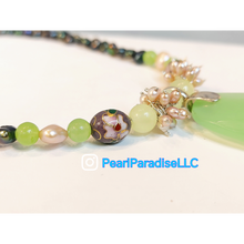 Load image into Gallery viewer, Lucky Jade Necklace