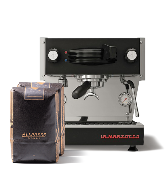 Coffee for Home – La Marzocco Linea Mini Bundle
