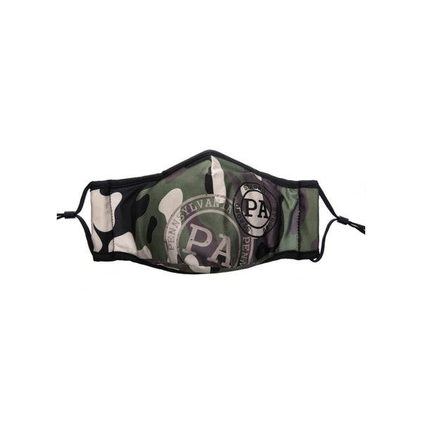 Pennsylvania- Camouflage Mask Green
