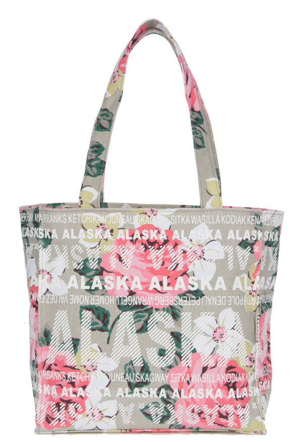 AMANDA COLLECTION- ALASKA SMALL TOTE
