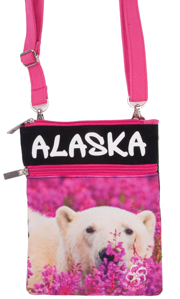 SKYLINE DIGITAL- ALASKA NECK WALLET