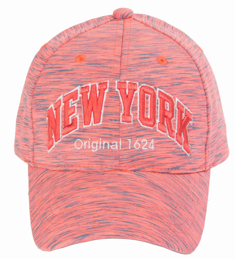 Original 2- NY Cap Athletic Orange