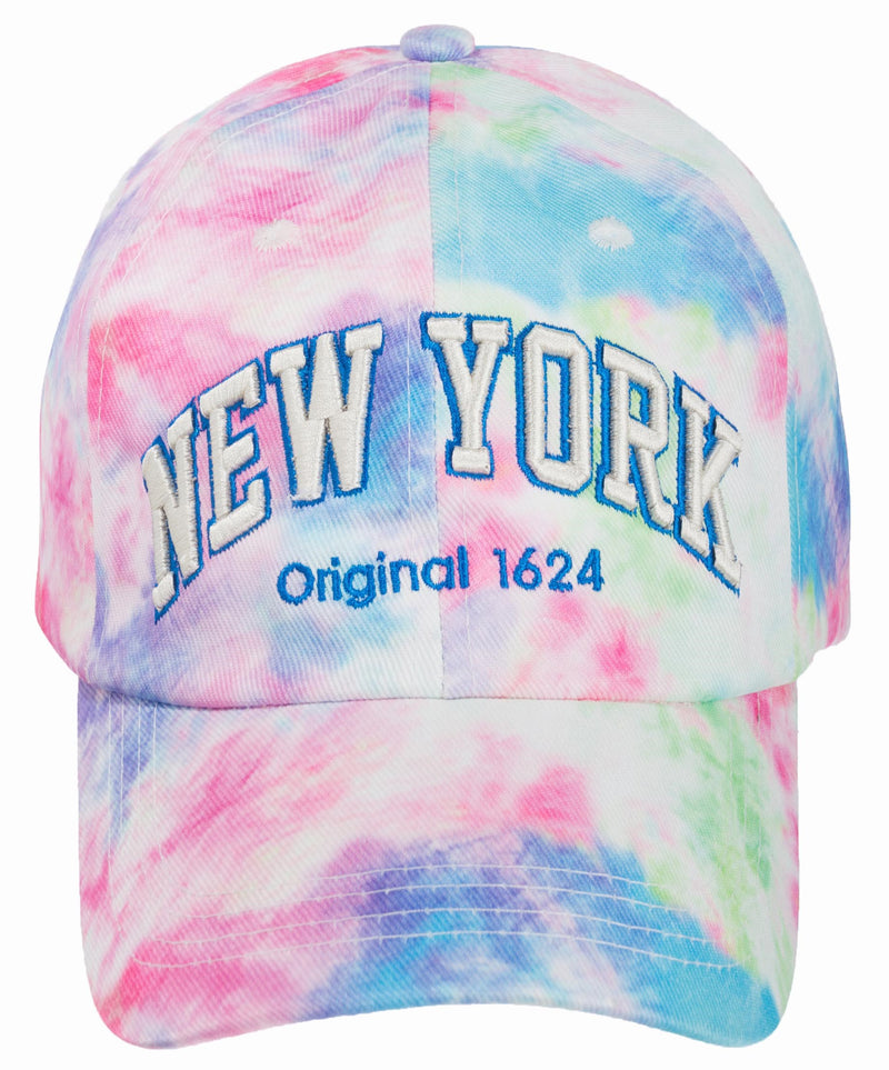 Original Tie Dye- New York Cap