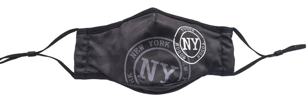 New York- Camouflage Mask