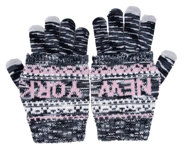 Classic Winter Gloves- NY Smart Touch