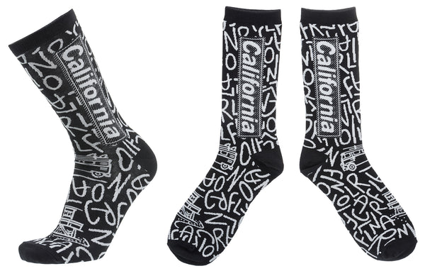 Balagan Bold- California Socks