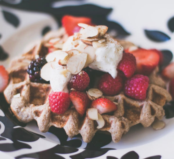 Sprouted Waffles