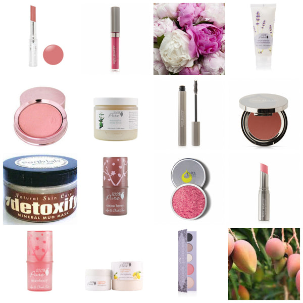 Organic and or Natural Beauty Products: