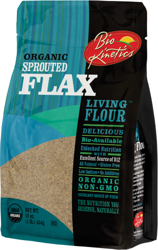 Organic Sprouted Flax