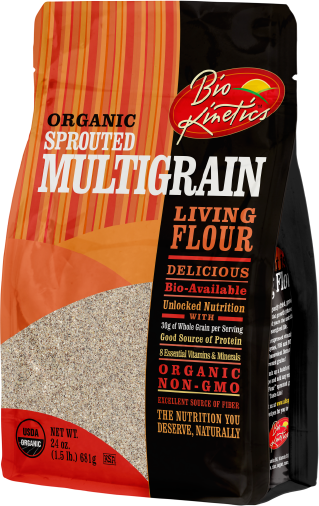 Organic Sprouted Multigrain