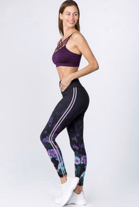 Floral Performance Leggings