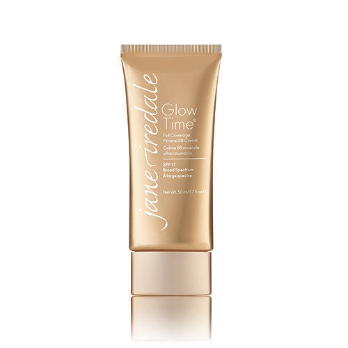 Jane Iredale Glow Time Full Coverage Mineral BB Cream SPF 25 / SPF 17