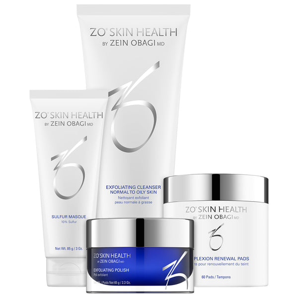 ZO® Skin Health Complexion Clearing Program
