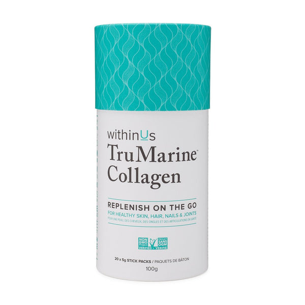 TruMarine™ Collagen Stick Pack Canister