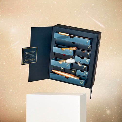 Jane Iredale 12 Days of Celestial Skincare Makeup Collection
