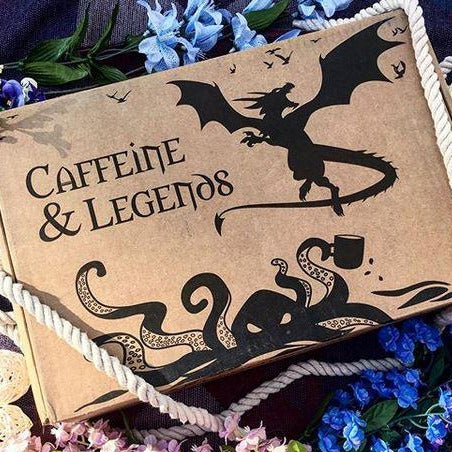 3 Month Subscription Plan Caffeine & Legends