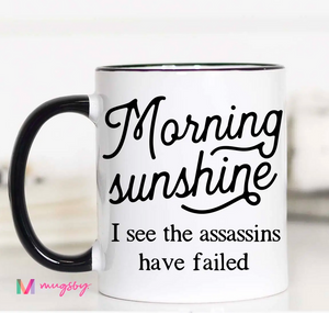 Morning Sunshine 11oz Mug