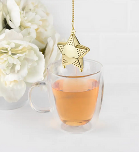 Star Shaped Tea Infuser