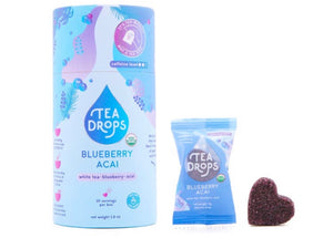 Blueberry Açaí Tea Drops
