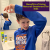 Benefits of Using Natural Deodorant for Kids