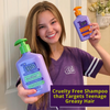 Cruelty Free Shampoo That Targets Teenage Greasy Hair