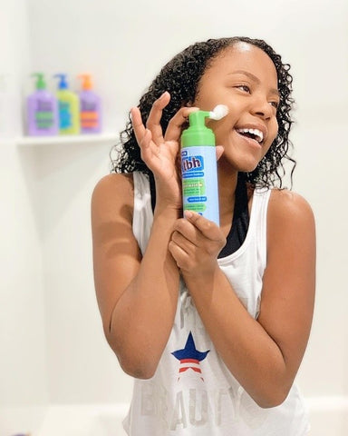 kids face cleanser