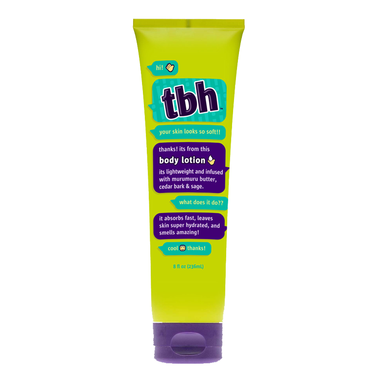 TBH kids lotion