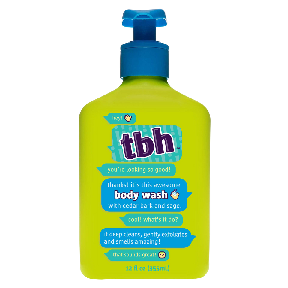 KIDS BODY WASH