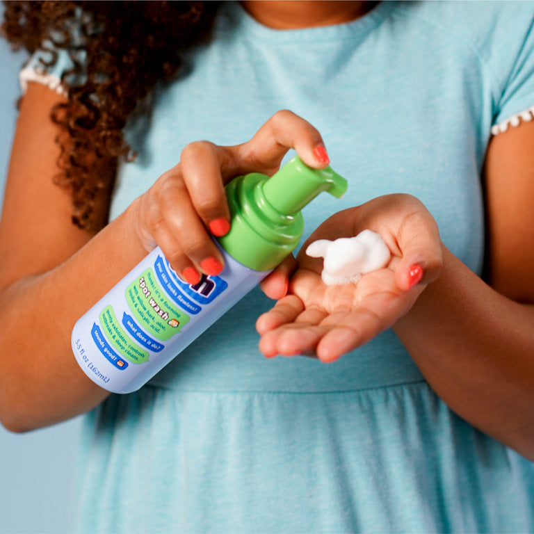 KIDS SPOT FOAMING FACE WASH