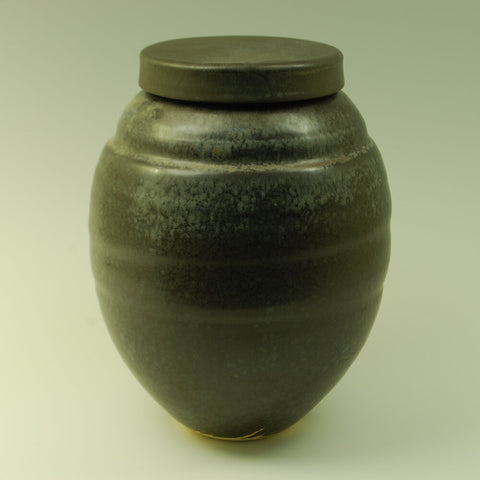 Handmade Classical Style Individual Size Ceramic Urn For Ashes