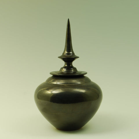 Handmade Classical Style Sharing Ceramic Urn For Ashes