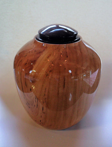 Cherry Cremation Urn for Ashes