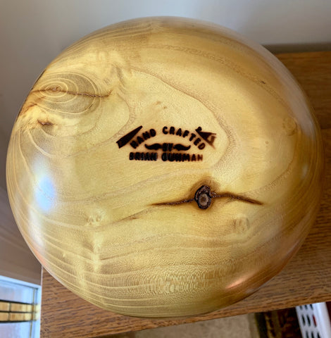 Wooden Cremation Urn for Ashes