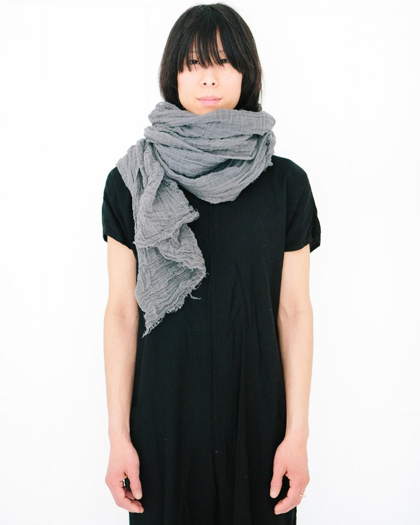 Cotton Scarf / Tea - shopbanshee